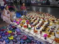 19Luang Prabang - de avondmarkt