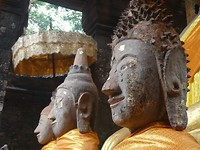 12bNaar Khone Island - Wat Phu - close-up