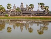 16Angkor Wat dl1 - Angkor Wat tempel