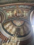 Plafond van de Pfarrkirche in Roppen