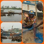 Harper Maryland Ghanese vissers