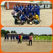 Het voetbal team