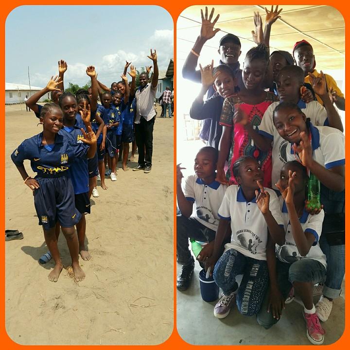 Het kickball team