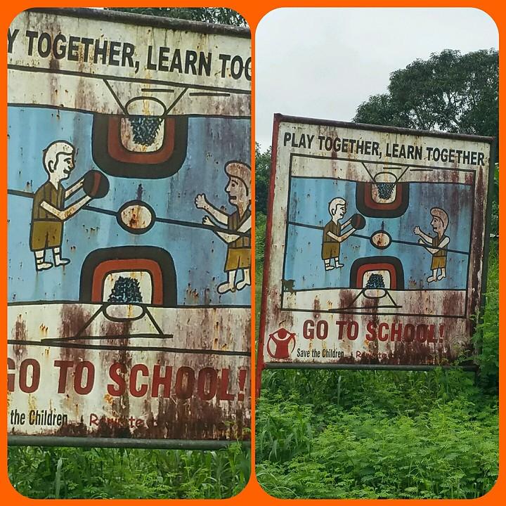 support om kinderen naar school te sturen