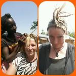 Liberian hairstyle