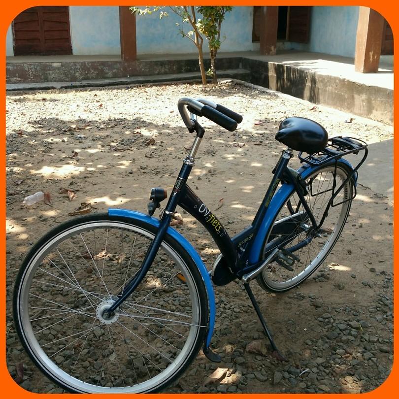 Nederlandse OV fiets