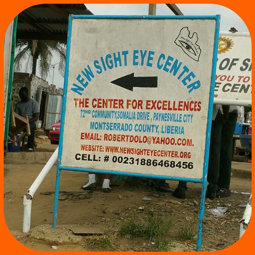 Voor niets naar de oogkliniek