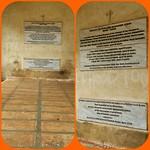 Het graf van onze founder