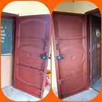 De ijzeren deuren