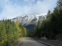 Kicking Horse Pass