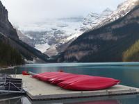 Lake Louise by morning