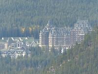 HET hotel van Banff