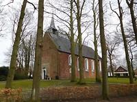 14e-eeuwse Dorpskerk Eelde