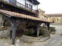 Wasplaats in Santillana