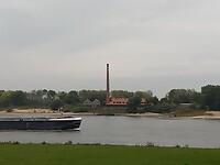Steenfabriek aan de Waal