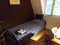 Het pelgrims kamertje bij Hetty