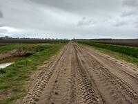 5 km zandpad polder Borgercompagnie