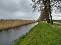 Langs de Nieuweweg naar Muntendam
