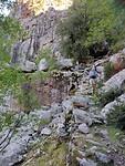Op weg naar de col Crete de Pinzu