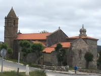 Iglesia de Sante Maria das Areas