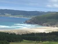 Doorkijkje op de kust