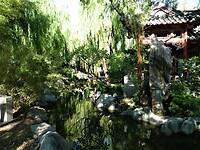 """Chinese Garden of Friendship"" in Pleasure Park, Darling Harbour - Sydney."