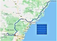 2013-12 (2) Australië  The Gold Coast.