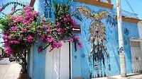 Interessante panden in de wijk San Diego van Cartagena.
