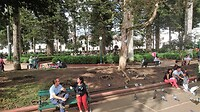 Plaza Popayan.