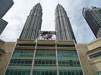 Petronas Twin Towers Kuala Lumpur
