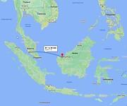 Route 3: Maleisië - Borneo 2014