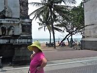Main Gate naar Kuta Beach