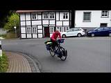 Duitsland: 5 dagen fietskamperen: Rondje Münster - Korte Versie