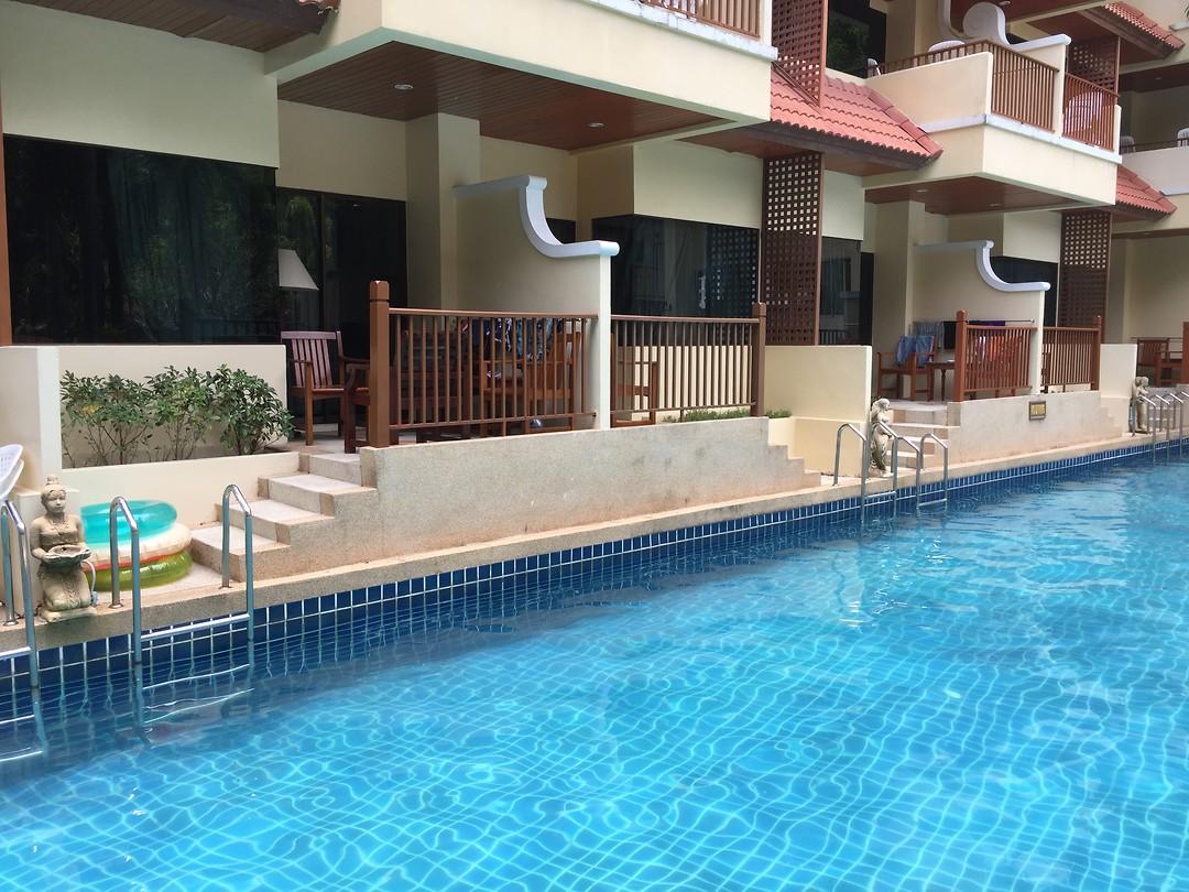 Zwembad Op Balkon : Droombestemming droomsuites wakker worden met je eigen zwembad
