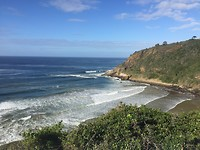 @ Victoria Bay view point