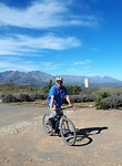 Mountainbike down hill