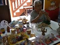 Het vervaardigen van poppen