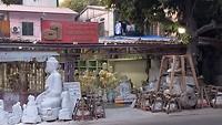 De Boeddha gieterij, annex beelhouwerij