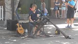 Electronische muziek Kaapstad
