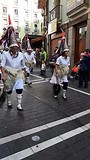 Feest in Pamplona