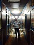 Crazy corridor