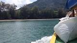 Naar Koh Chang in longtailboat