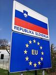 Binnenkomst Slovenië