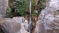 Cascade De L'Ucellulline