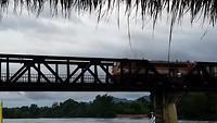 De Bridge over the River Kwai