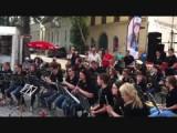 Jeugdorkest op jaarfeest Linz