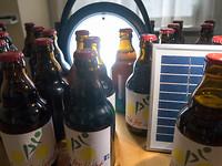 CFL Solar Beer