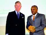 Uitreiking Ashden Award (2009)