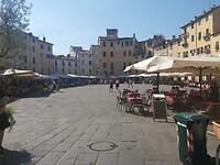 piazza dell 'anfiteatro, Lucca