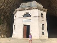 De tempio del valadier, De Marken